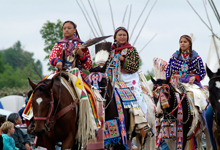view the The Crow or Apsaalooke Tribe of Southern Montana collection